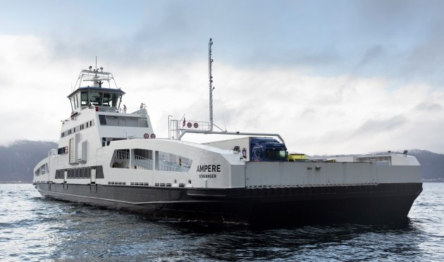Electric ferries are in Europe, why not BC?